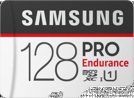 Samsung PRO Endurance microSDXC 128GB UHS-I U1