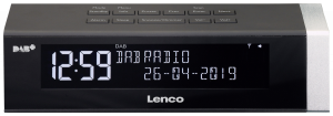 Lenco CR-630BK - radiobudík