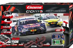 Autodráha Carrera GOPlus 66005 DTM Splash ´n dash