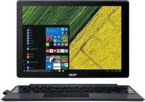 "Acer Switch One 10 (SW512-52P-7865) Core i7-7500U/8GB/512GB SSD/12"" QHD 2160x1440 IPS Multi-touch LCD/HD Graphics/ W10"