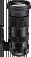 Sigma objektiv 60-600mm f/4,5-6,3 DG OS C/AF HSM Sport