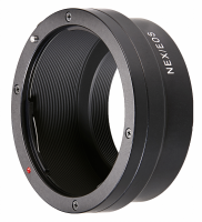 Novoflex adaptér manual EF Lens to Sony E držák Camera