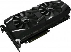 Grafická karta ASUS Dual GeForce RTX 2080, 8 GB GDDR6