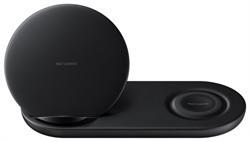 Samsung Bezdrátová nabíjecí duální stanice černá