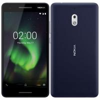 Nokia 2.1 Single SIM Blue/Silver