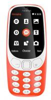 Nokia 3310 Single SIM 2017 Red