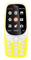 Nokia 3310 Dual SIM 2017 Yellow