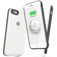 Kuner Kuke 6 plus/6s plus, 16 GB – pouzdro s powerbankou a pamětí pro iPhone