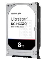 HDD 8TB WD ULTRASTAR HUS728T8TALE6L4 7K8 512E 7.2