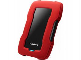 "ADATA Durable Lite HD330 2TB HDD / externí / 2,5"" / USB 3.1 / červená"