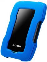 "ADATA Durable Lite HD330 2TB HDD / externí / 2,5"" / USB 3.1 / modrá"