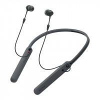 SONY sluchátka WIC400B.CE7 bezdr.,černá
