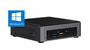 Intel NUC Kit 7i7BNKQ i7/USB3.1/Win10/16GB/512GB