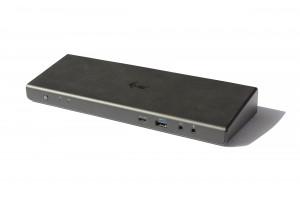 i-tec USB 3.0 / USB-C / Thunderbolt 3 Dual Display Docking Station + Power Delivery 65W