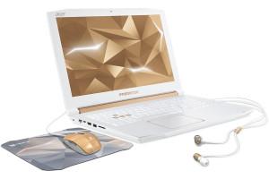 """Acer PREDATOR Helios 300 - 15, 6""""/ i7-8750H/ 16G/ 256SSD+1TB/ GTX1060/ 144Hz/ W10 bílý"""