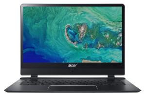 "Acer Swift 7 - 14T""/ i7-7Y75/ 8G/ 256SSD/ LTE/ W10Pro černý"