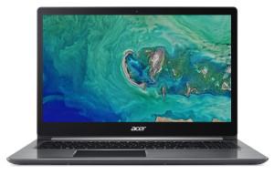 """Acer Swift 3 - 15, 6""""/ R7-2700U/ 8G/ 256SSD+2TB/ RX540/ W10 šedý"""