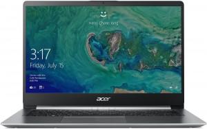 "Acer Swift 1 - 14""/N5000/4G/64GB/IPS FHD/W10S stříbrný"