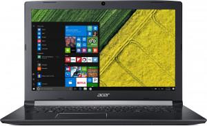 """Acer Aspire 5 - 17, 3""""/ i5-8250U/ 2*4G/ 256SSD/ MX130/ DVD/ W10 černý"""