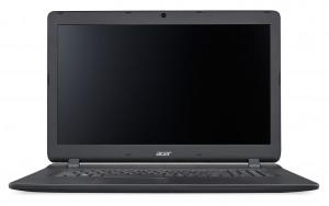 """Acer Aspire ES 17 - 17,3""""/N4200/4G/256SSD/DVD/W10 černý"""