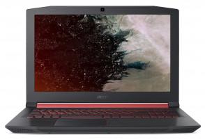 """Acer Nitro 5 - 15, 6""""/ i7-8750H/ 2*8G/ 256SSD+1TB/ GTX1060/ W10 černý"""