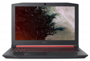 """Acer Nitro 5 - 15, 6""""/ i5-8300H/ 8G/ 512SSD/ GTX1050Ti/ W10 černý"""