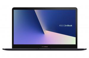 "ASUS ZenBook UX580GD - 15, 6T""/ i7-8750H/ 512SSD/ 16G/ GTX1050/ ScreenPad™/ W10Pro modrý"