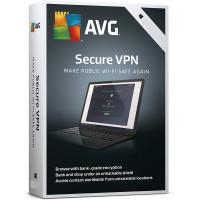 AVG Secure VPN 1 PC 3 roky předplatné
