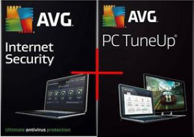 AVG Ultimate Internet Security + TuneUp 24 měs.