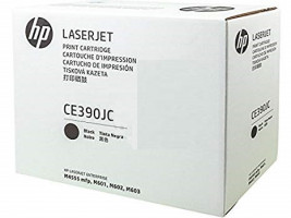 HP CE390JC 90J Jumbo Černý Contract Toner