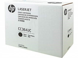 HP CC364JC 64J Jumbo Black Contract Toner