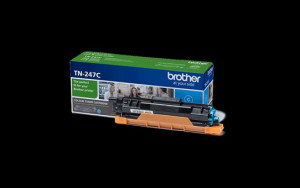 Brother TN-247C, toner cyan, 2300 str.