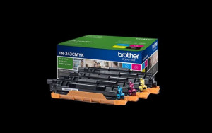 Brother TN-243CMYK, multipack