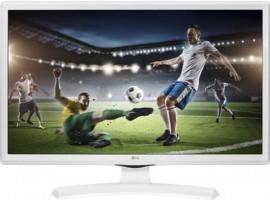 """24"""" LG LED 24TK410V - HD ready,DVB-T2,HDMI,bílá"""