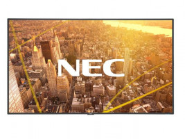"LCD display NEC MultiSync C431, 43"", 1920 x 1080, AMVA, DP, HDMI, 24/7 provoz"
