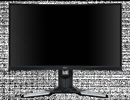 """27"""" LCD Acer XZ271A - VA,FullHD,1ms,144Hz,250cd/m2, 100M:1, 16:9, HDMI, DP, USB, repro, výškov.nastav."""