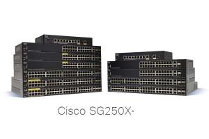 Cisco SG250X-24-K9-EU
