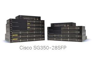 Cisco SG350-28SFP