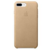 Apple iPhone 7 Plus Leather Case Tan