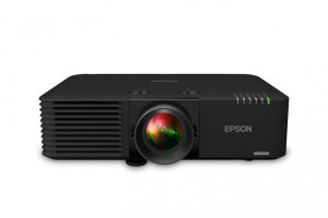 3LCD EPSON EB-L615U,WXGA 6000 Ansi 2500000: 1