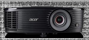 Acer DLP X1323WH - 3700Lm, WXGA, 20000:1, HDMI, VGA, USB, černý