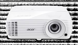 Acer DLP H6810 - 3500Lm, 4K UHD, 10000:1, HDMI, VGA, RS232, USB, repro., bílý