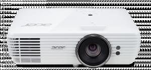 Acer DLP V6815 - 2400Lm,4K UHD, 10000:1, HDMI, VGA, RS232, USB, repro., HDR, bílý