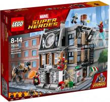 LEGO® Marvel Super Heroes 76108 Souboj v Sanctum Sanctorum