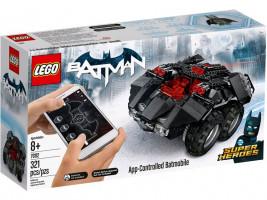 LEGO BATMAN MOVIE Batmobil ovládaný aplikací 76112