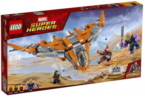 LEGO® Marvel Super Heroes 76107 Thanos: Poslední bitva