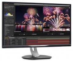 "Philips 328P6VUBREB-4K, 32"" LED, VA,USB-C,LAN, monitor"