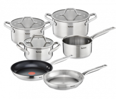 Sets of pots Tefal E825SC84 Hero