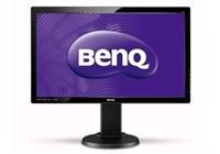 "BENQ MT LCD LED FF 24"" GL2450HT D-Sub/DVI/HDMI 1920x1080, 5ms, 250cd/m2, DCR 12Mil. :1,, high adjust, white, VGA kabe"