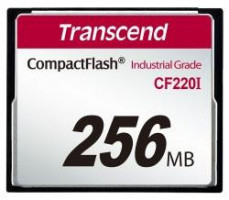 Transcend Compact Flash CF220I 256MB Industrial